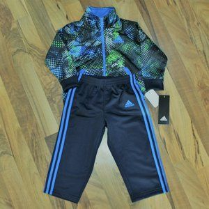 ‼ Two piece Adidas track suit